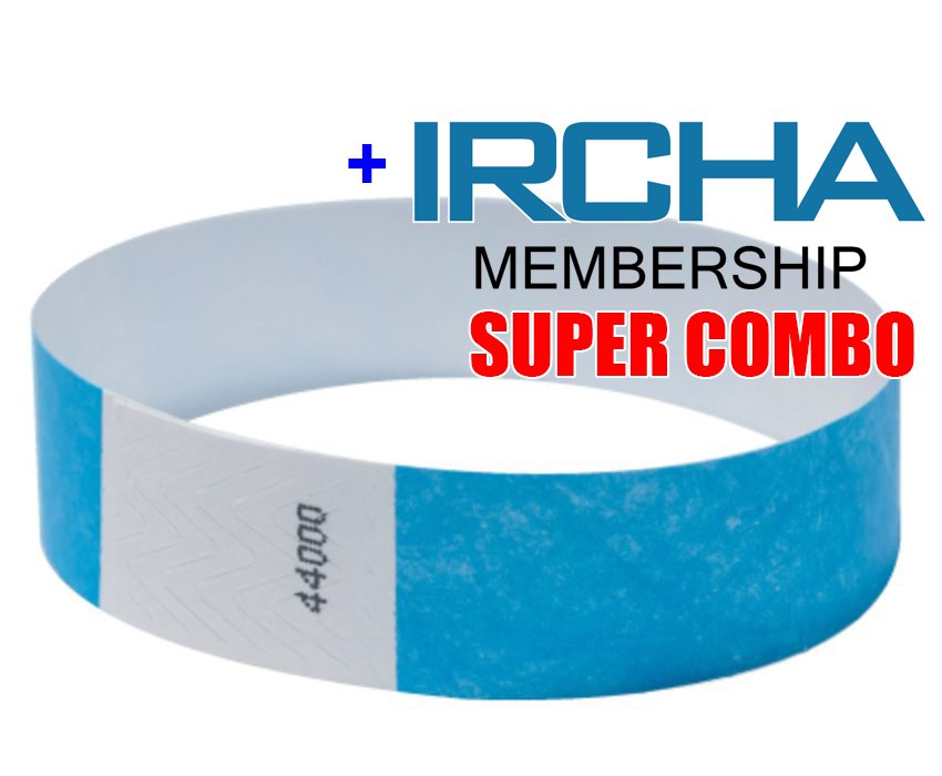 IRCHA 2020 Pre-Registration and IRCHA Membership Combo